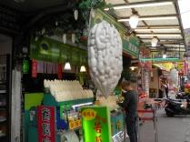 White Gourd Juice Stall in Taipei