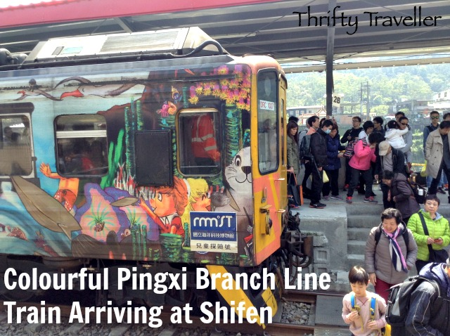 Pingxi Branch Line Train