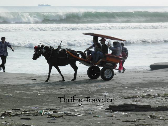The Beach at Bengkulu