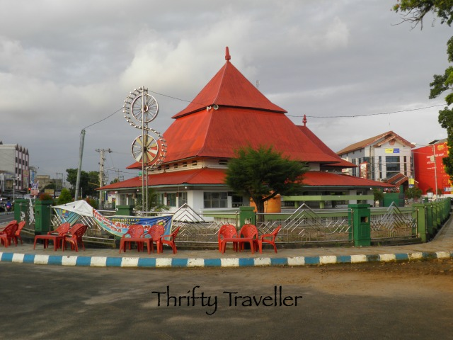 Bung Karno Mosque, Bengkulu