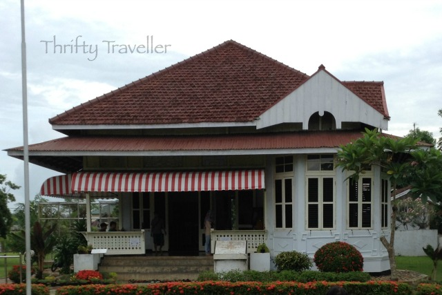 Bung Karno's Residence, Bengkulu