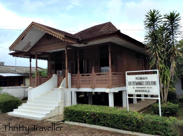 Ibu Fatmawati Soekarno House