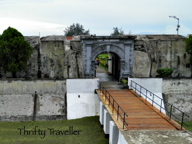 Fort Marlborough Bengkulu in 2016