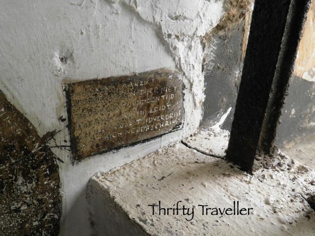 ancient graffiti at Bencoolen