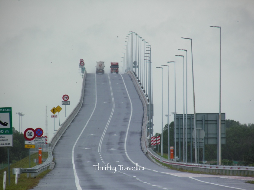 Bridge Linking Pulau Carey and Pulau Indah