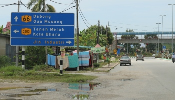 High Road Across Malaysia Part 2 The Thrifty Traveller