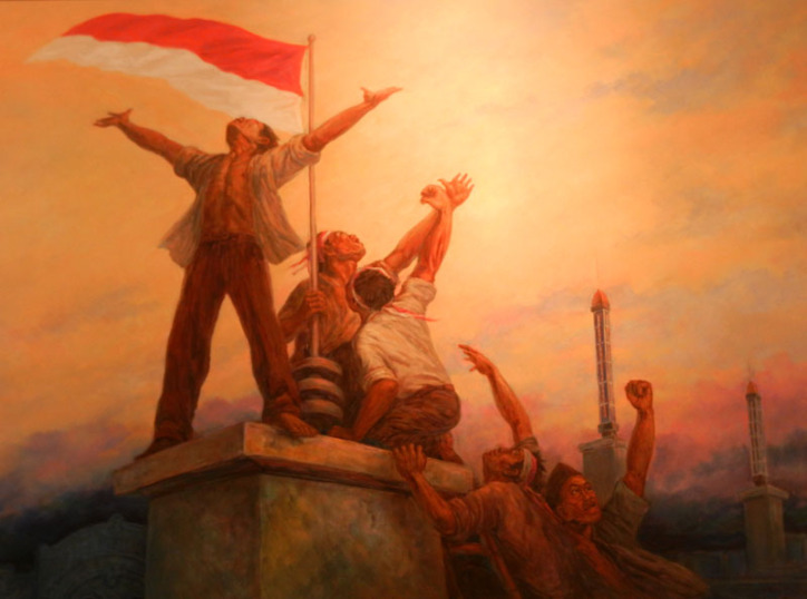 majapahit-flag-incident