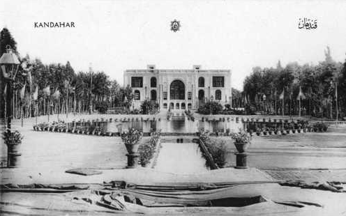 Manzel Bagh Kandahar