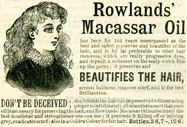 RowlandsHairOilAdvert