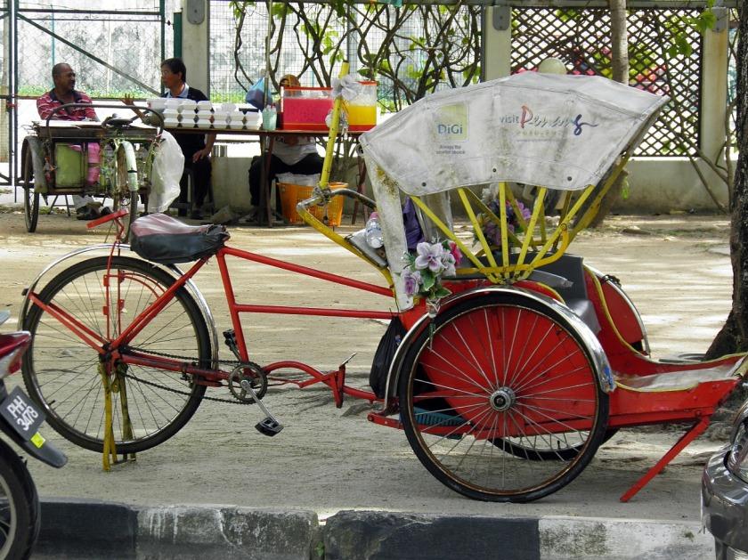 Trishaw-Penang