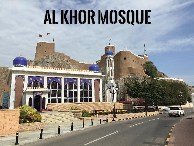 Muscat-al-Khor-Mosque