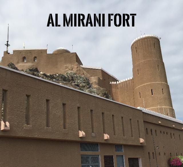 Muscat-Al-Mirani-fort