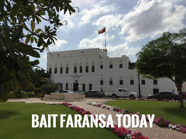 Muscat-Bait-Faransa-Today