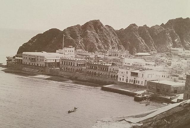 Muscat-harbour