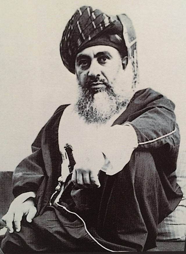 Sultan-Said-bin-Taymur