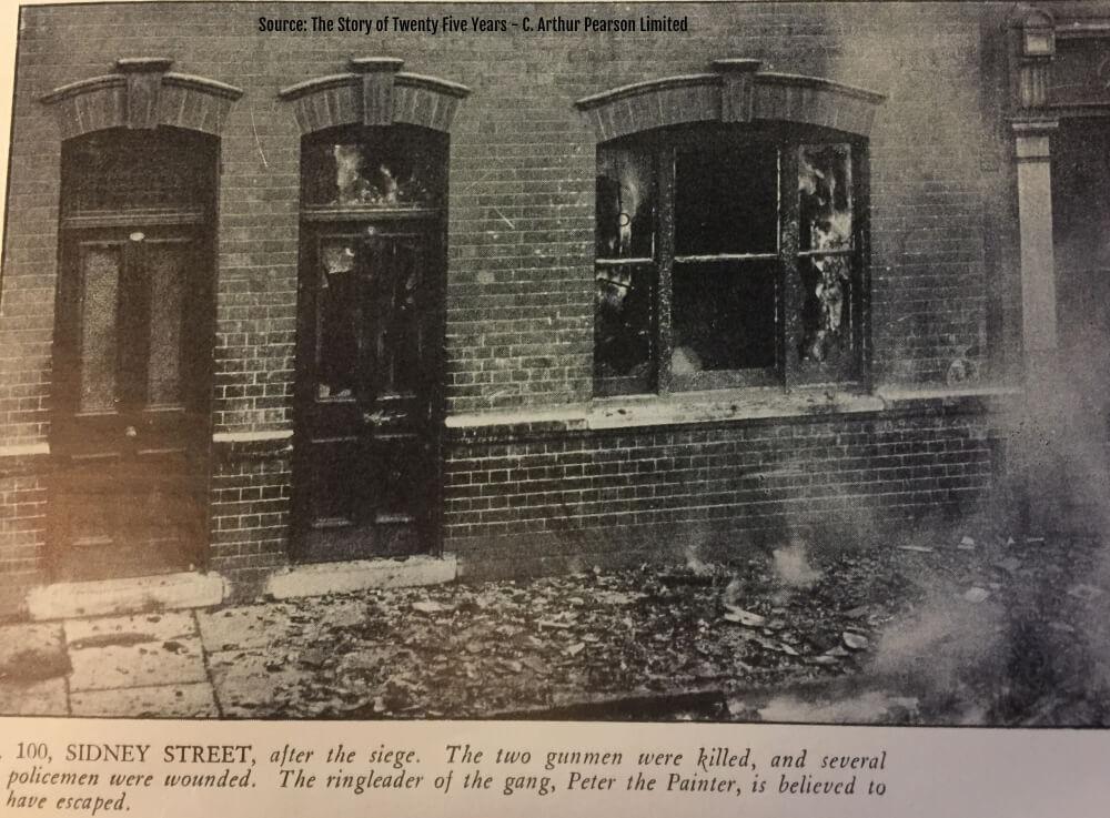 Sidney-Street-Siege