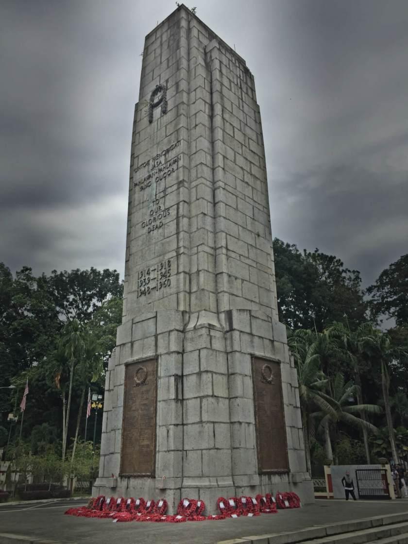 Kuala-Lumpur-Cenotaph