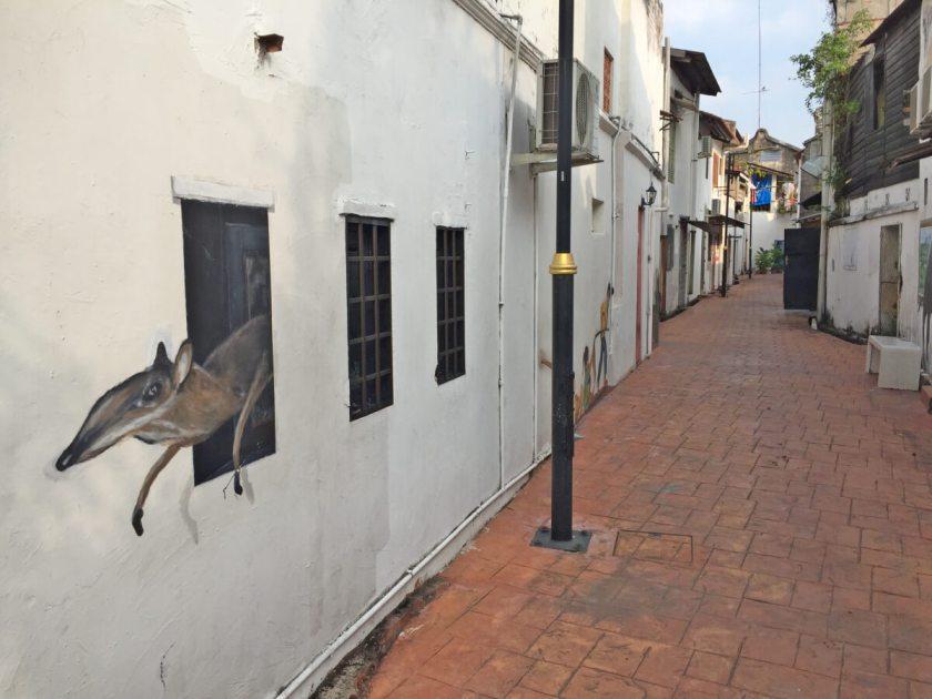 Melaka-Tourism-alley-mural
