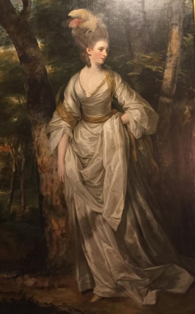 Mrs Elizabeth Carnac by Sir Joshua Reynolds