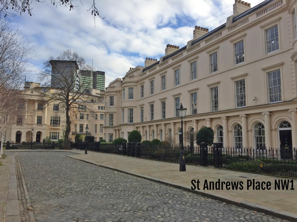 St Andrews Place NW1